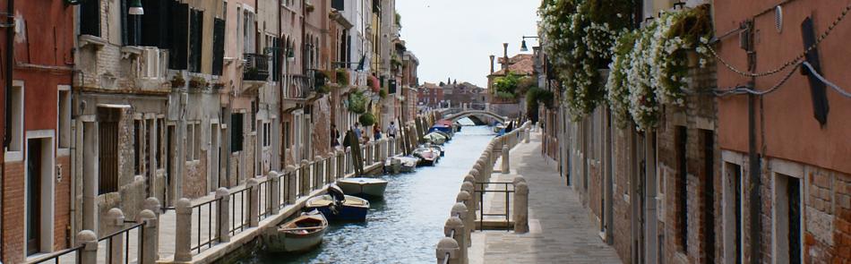 Besök i Venedig