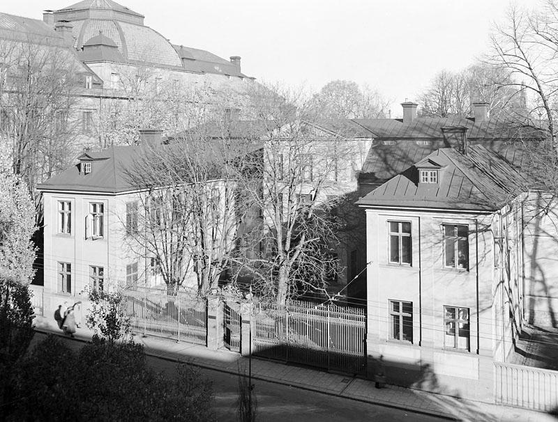 Spökslottet Drottninggatan 116 i Stockholm